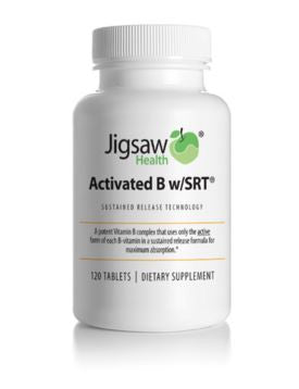 Jigsaw Activated B w/SRT 120ct (2-4 months)