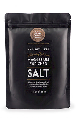 Ancient Lakes Magnesium Enriched Lake Salt