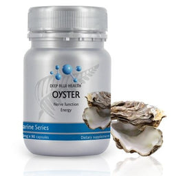 Deep Blue Oyster 60ct