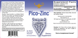 Dr Carolyn Deans Pico Zinc - Picometer Zinc Solution