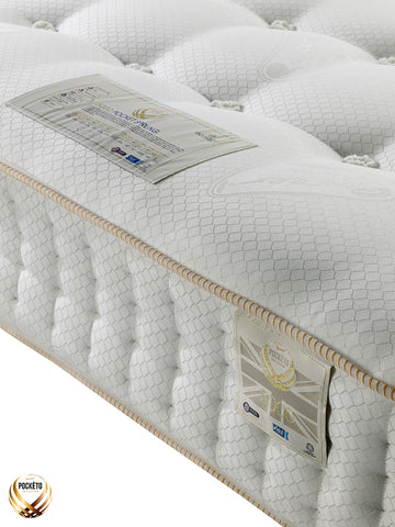 Sareer Pockéto 5000 Pocket Reflex Orthopaedic Mattress - Firm