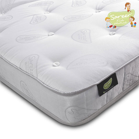 Sareer Aspire Kids Pocket Sprung Mattress - Firm - Deluxe Comforts