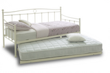 The ESSINA DAYBED in Cream-White - Deluxe Comforts