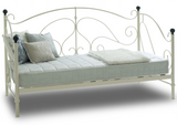 The MILANO DAYBED in Black - Deluxe Comforts