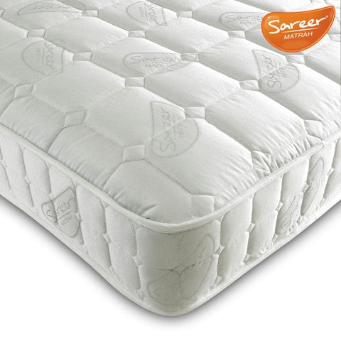 Sareer Orthopaedic Support Mattress - Firm - Deluxe Comforts