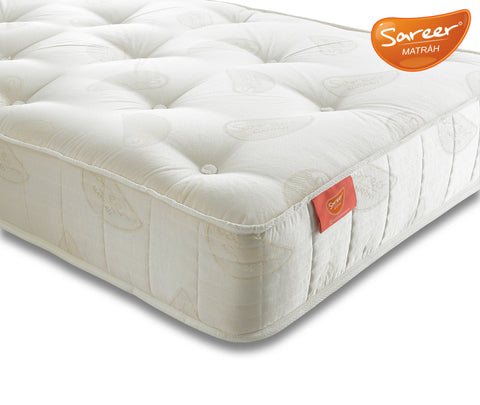 Sareer Pocket Sprung Mattress - Firm - Deluxe Comforts