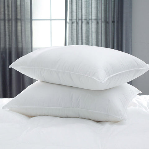 Luxury Egyptian Cotton Pillows - Deluxe Comforts