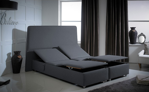 The RIO in Charcoal - Deluxe Comforts