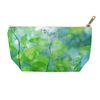 Lightness of Leaves - Accessory Pouches