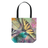 Butterfly Dance - Tote Bags