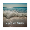 Ride the Waves Canvas Wrap
