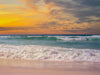 Navarre Beach Sunset Canvas