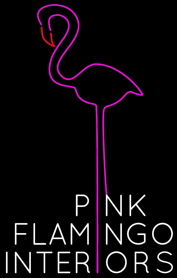 Pink Flamingo interiors
