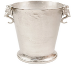 Large Nickel Wine Bucket