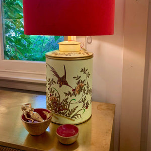 Chinoiserie Table Lamp Base