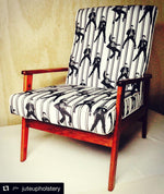 Elvis Jailhouse Rock! chair