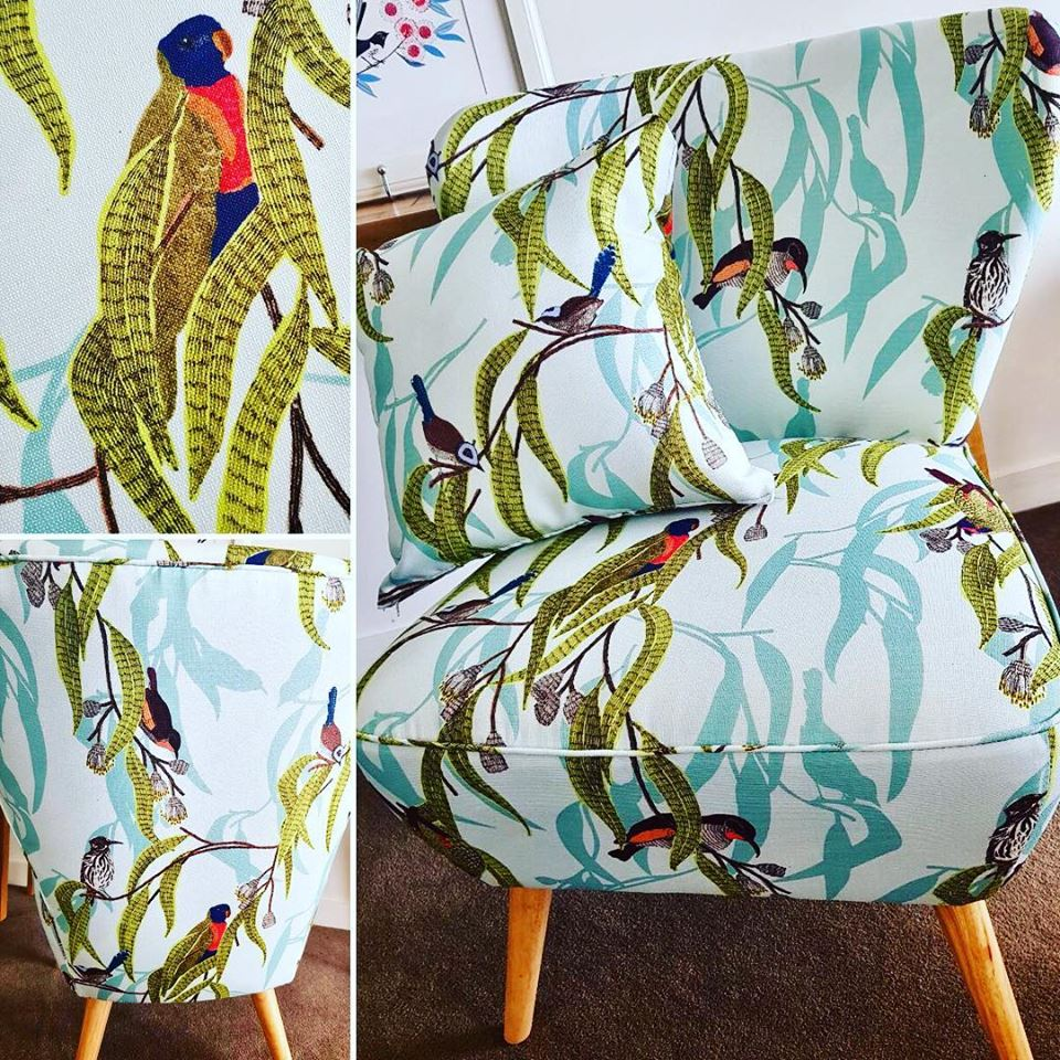 Lorikeets chair