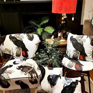 Black Cockatoo chair