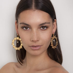 Taylor Earrings by Bianc