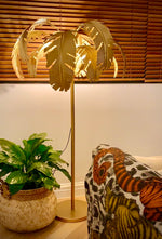 Coconut Palm Floor lamp