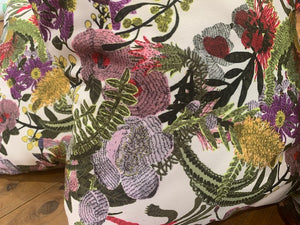 Native Garden cushion cover