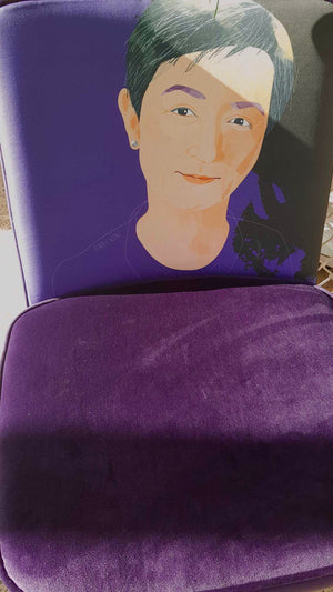 Penny Wong revamped retro chair