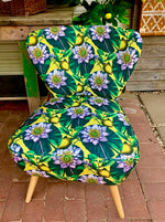 Lemon zest chair