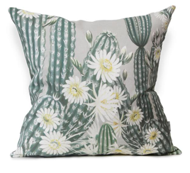 San Pedro green cushion cover