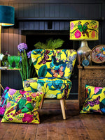 Bright butterfly chair