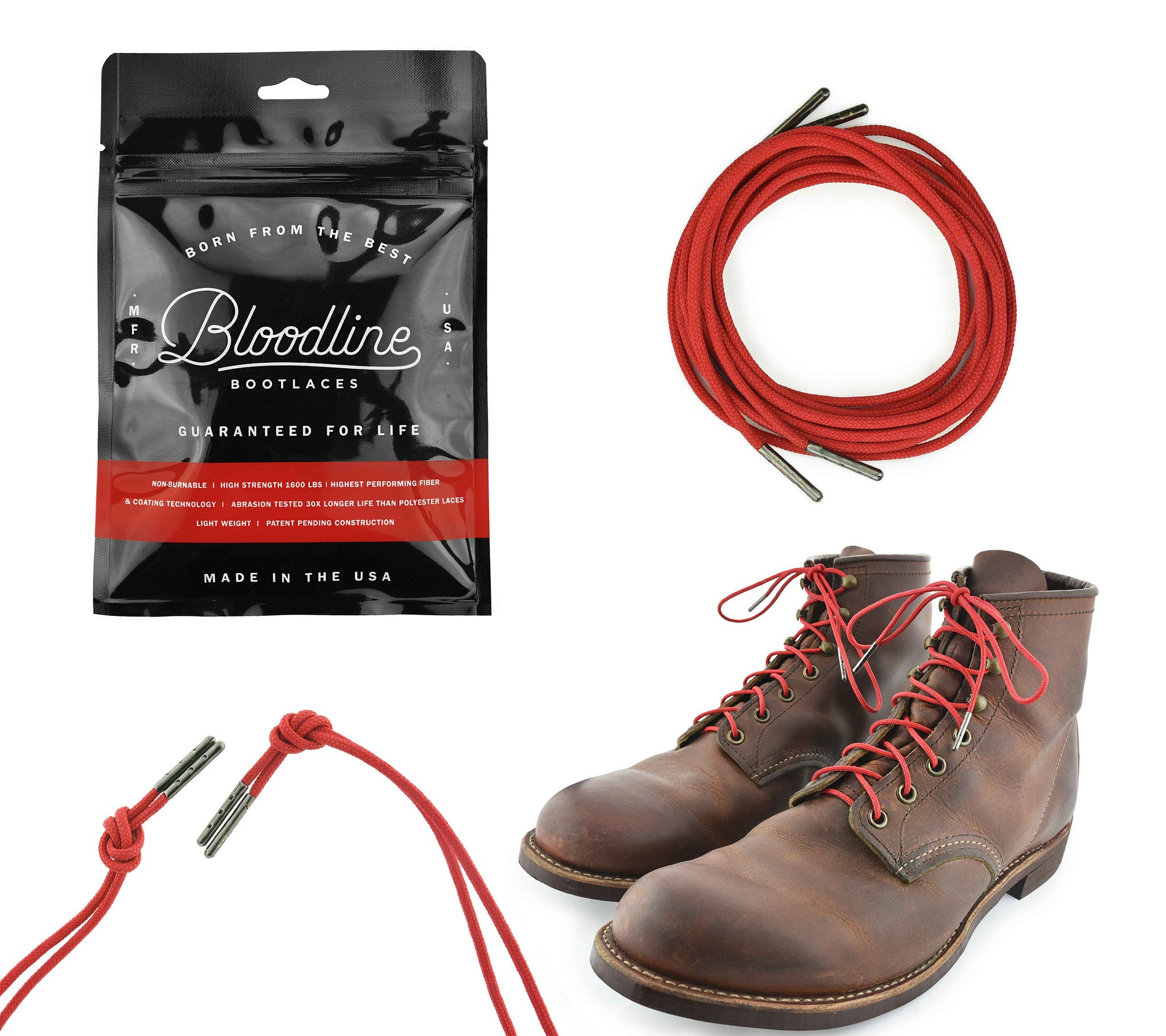 Bloodline Bootlaces | Bootlaces