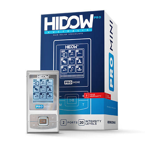 Hidow Pro Mini TENS Machine