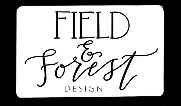 Field and Forest Design Gift Card