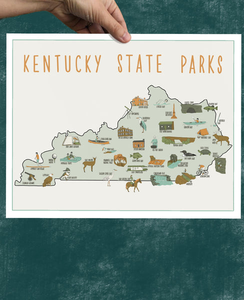 PRINT- Kentucky State Parks
