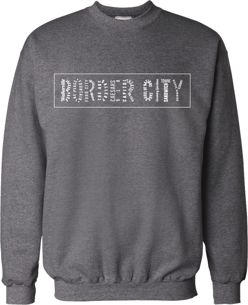 Border City LIV'n Crew Neck Sweater - Unisex