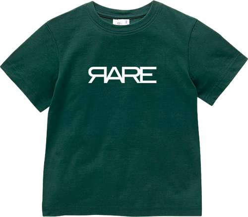 RARE Tee - Kids (Available in Teal or Pebble)
