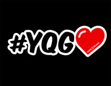 Load image into Gallery viewer, #YQG Love Logo