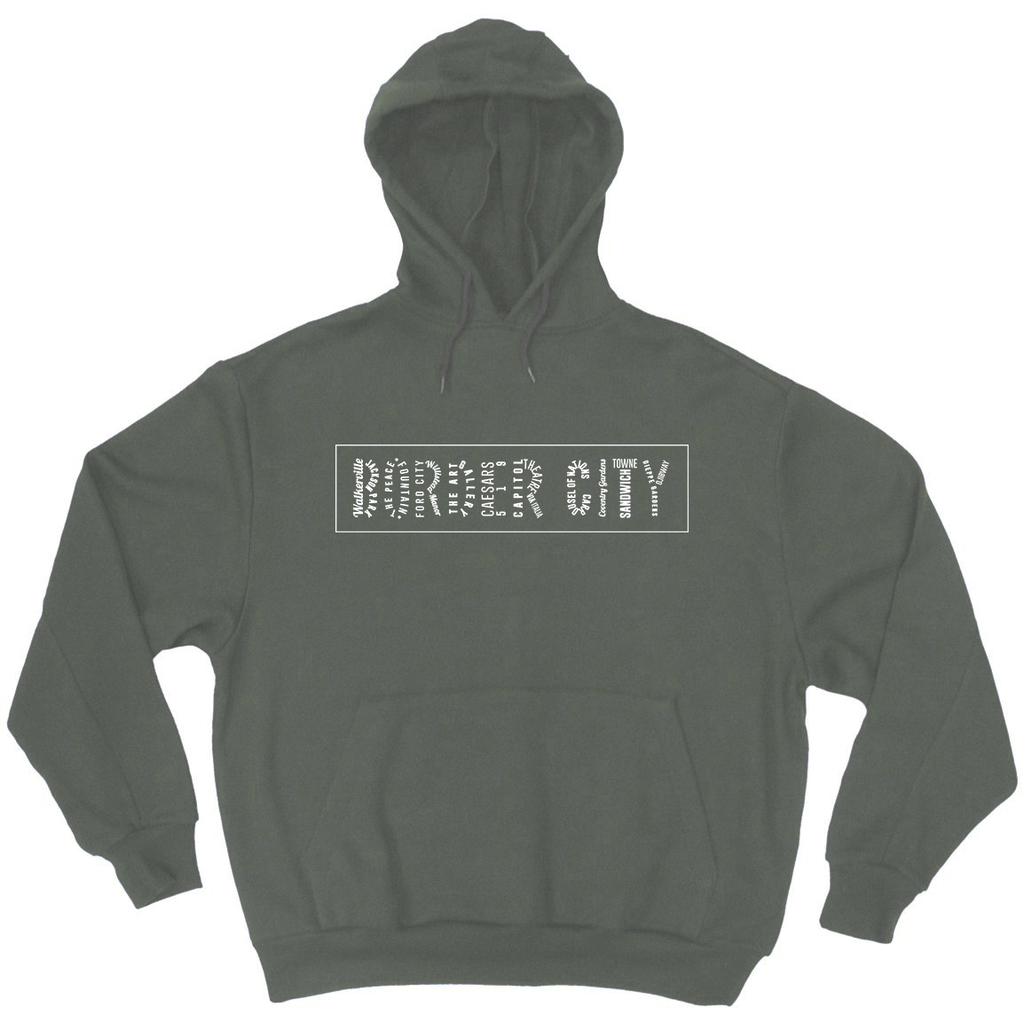 Neighbourhoodie - Border City - Unisex