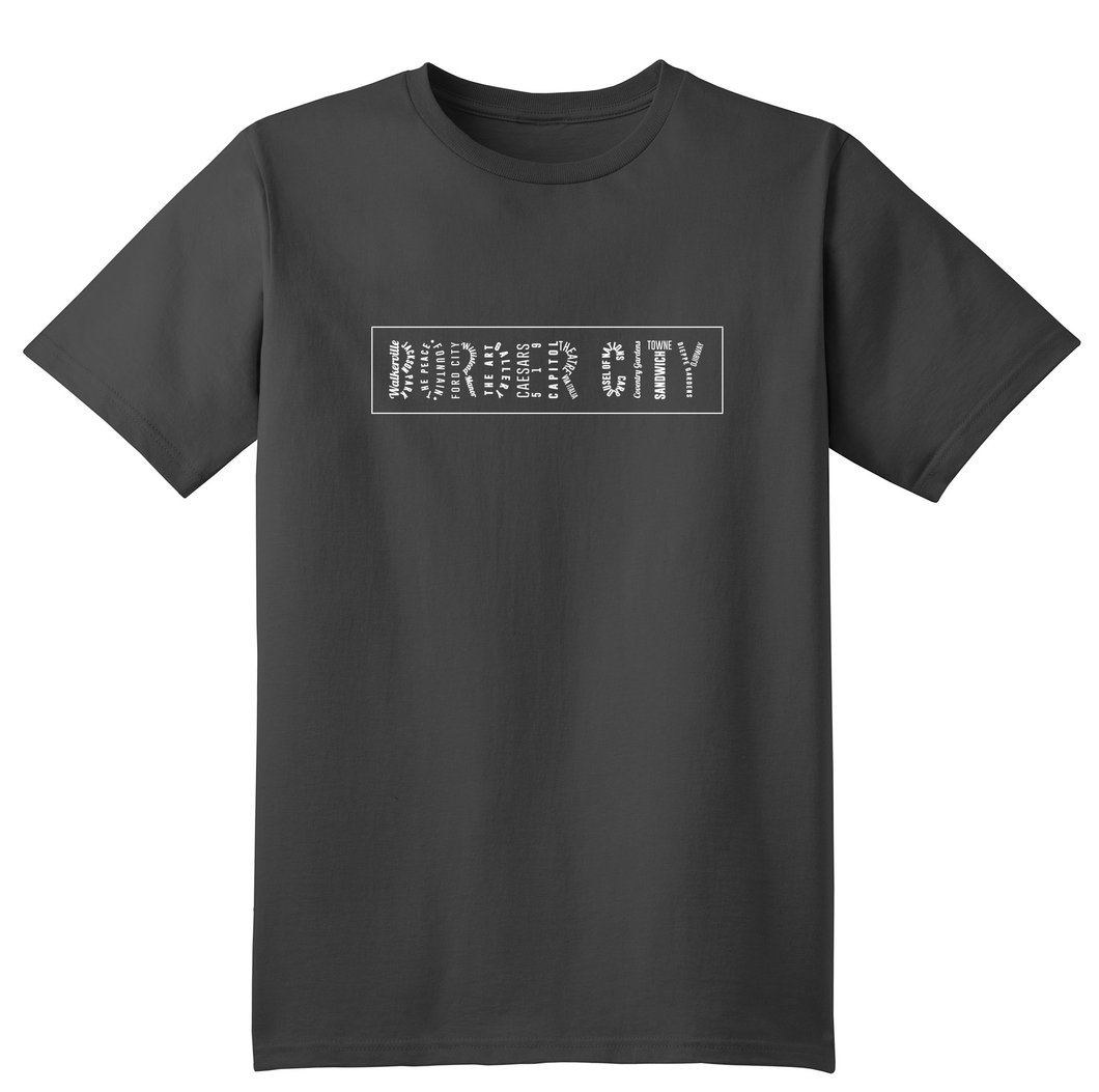 Communi-tee - Border City - Mens