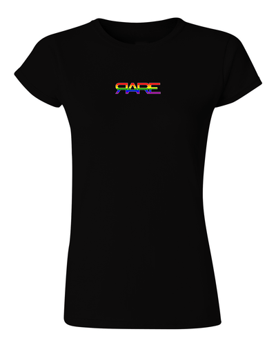 Communi-tee - Pride - Black - Ladies