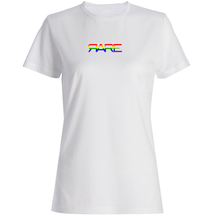Load image into Gallery viewer, Communi-tee - Pride - White - Ladies