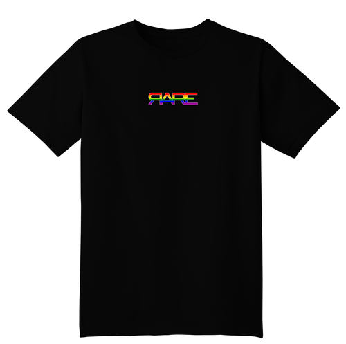 Communi-tee - Pride - Black - Mens