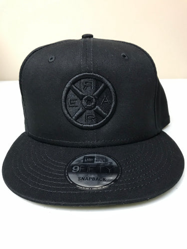 Model R 2.0 Snapback - Blacked Out - Unisex