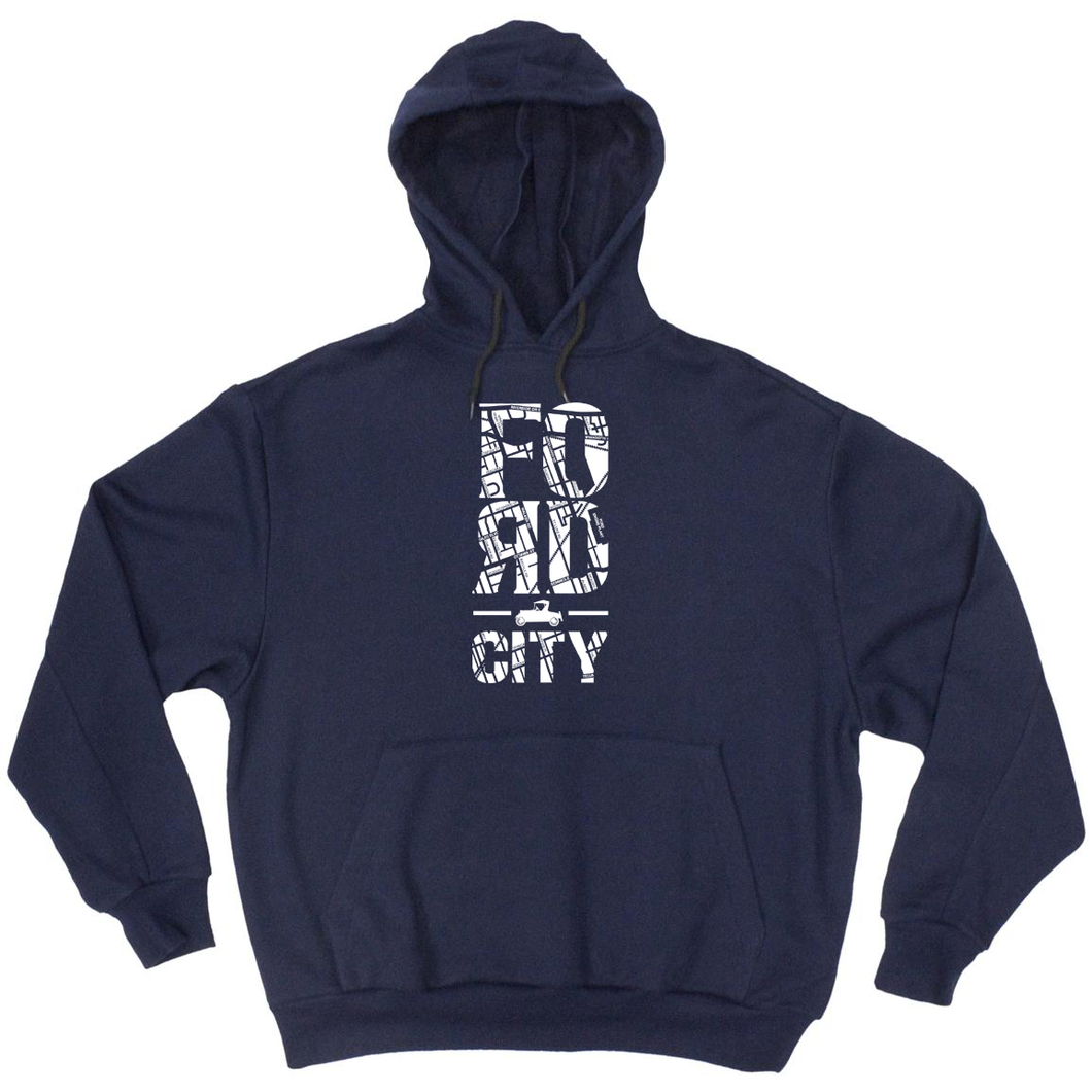 Neighbourhoodie - Model T - Unisex (available in Navy or Black)
