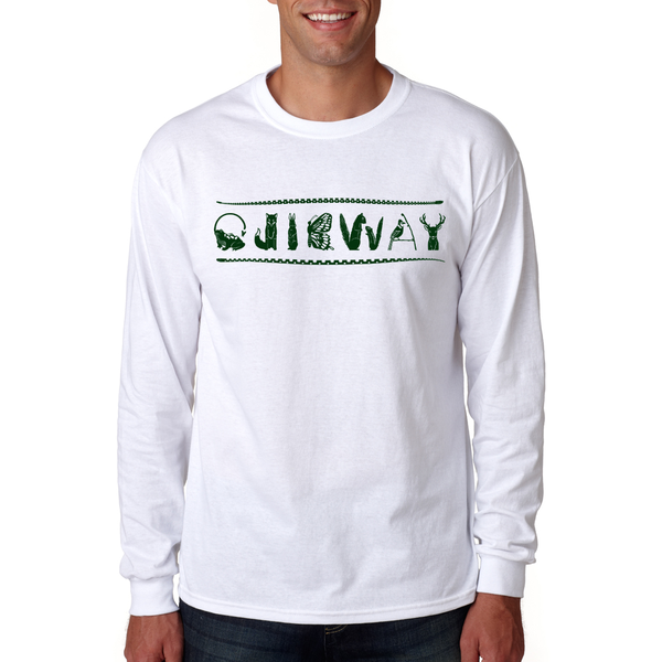 Nature-tee - OJIBWAY - Long-Sleeve - Unisex