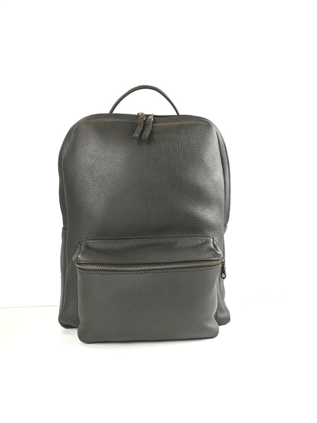 Leather back pack|handmade in NZ|Soul