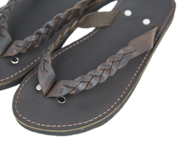 Plaited Thong -  - Soul Shoes