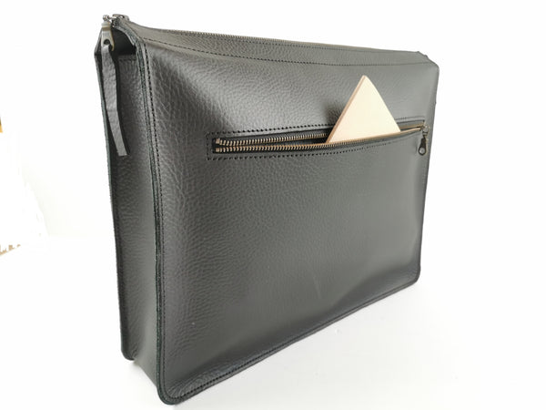 Leather Executive Folio|handmade in NZ|Corporate