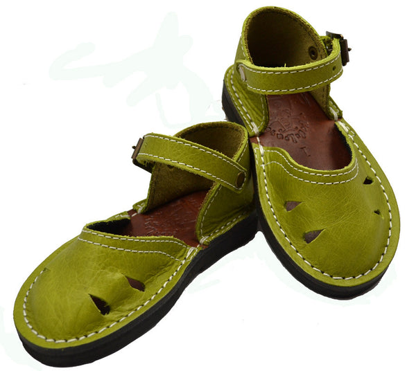 Kid's Teardrop Mushroom -  - Soul Shoes
