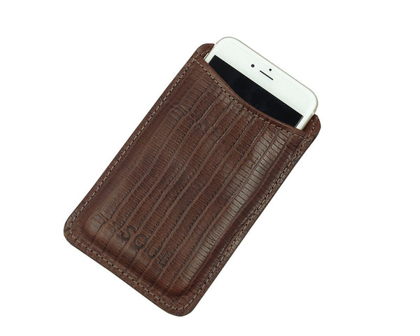 Leather|cell phone|NZ made|Soul