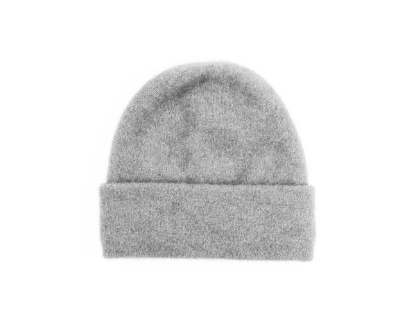Merino Possum Turn-Up Beanie